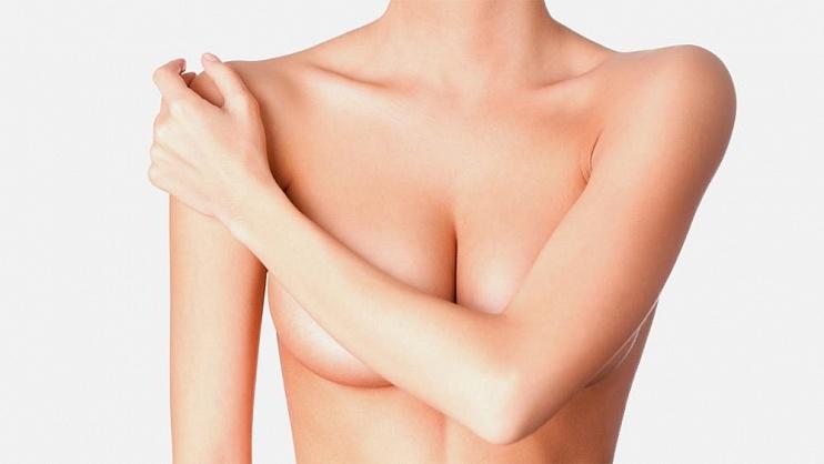 Молочная азиатская грудь